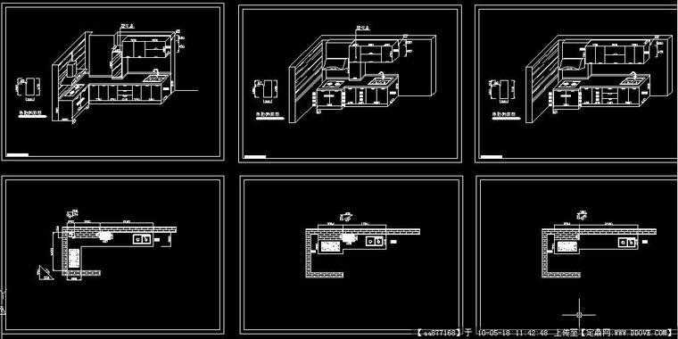 China Kitchen Cabinet Manufacturer Supplies Modular Kitchen Cabinets