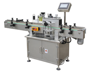 Whosale XT-2510 Automatic Round bottle label machine in China