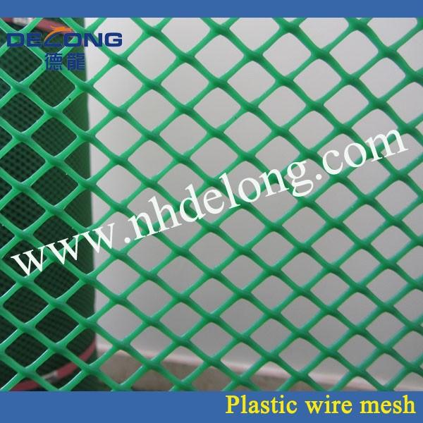 Meilleur- vente et qualité de grillage en plastique pour le jardin clôture(  fabricant)