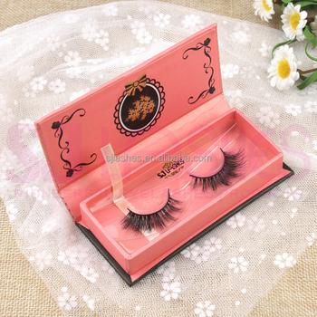 de89c524d21 OEM/Own Brand mink eyelash extensions russian volume 3D fans mink furs  eyelash packaging designs