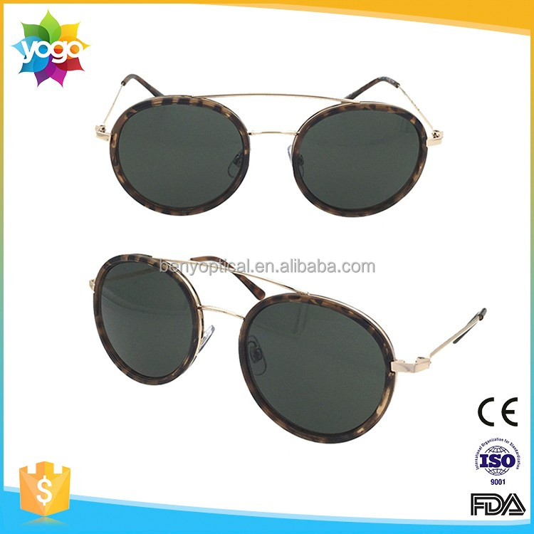 Safety glasses Taiwan round sunglasses with plastic lenses brand your own
