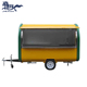 JX-FR300B Buy a food truck mobile coffee vending ice cream truck for sale