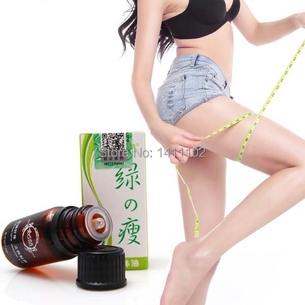 2015 Powerful stovepipe essential oil leg slimming weight loss and slim6 products parche para adelgazar 10 ML free shipping