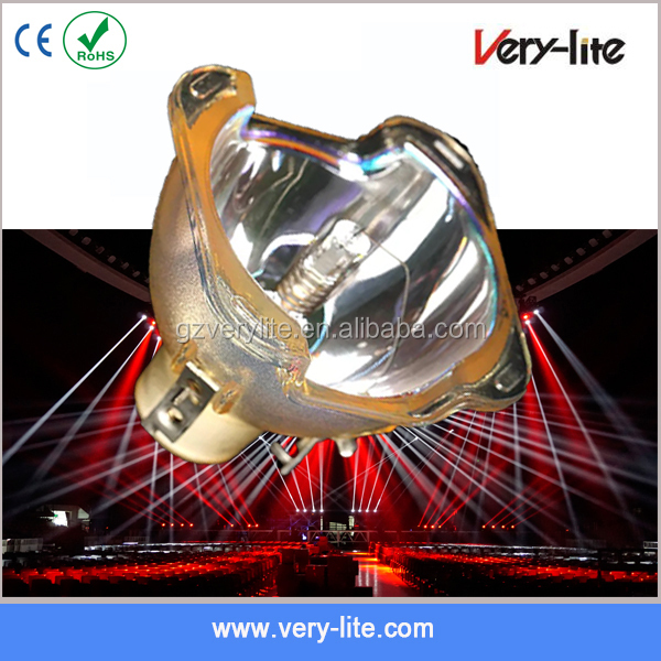 white emitting color beam 15r 330w moving head lamp