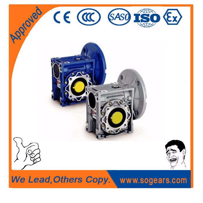 Ac motor electric GS series 0.12~200kw transaxle motor gearbox