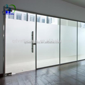 tempered glass door bathroom glass partitions for shower room