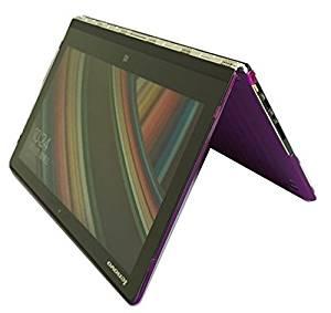 "iPearl mCover Hard Shell Case for 13.3"" Lenovo Yoga 900 (aka Yoga 4 Pro ) laptop (PURPLE)"