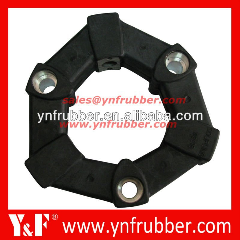 Natural Rubber Made 16AS Coupling used for Diesel Engine