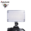 Aputure Amaran CRI95+ Ultra High Power 160 LED Video Light Panel with Shoe Adapter for Canon, Nikon, Olympus, Pentax DSLR and Ca