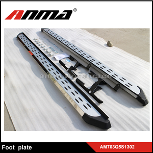 high quality hot sale car side step/power running boards