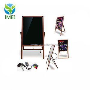 Led Illuminated Chalkboard, Led Illuminated Chalkboard