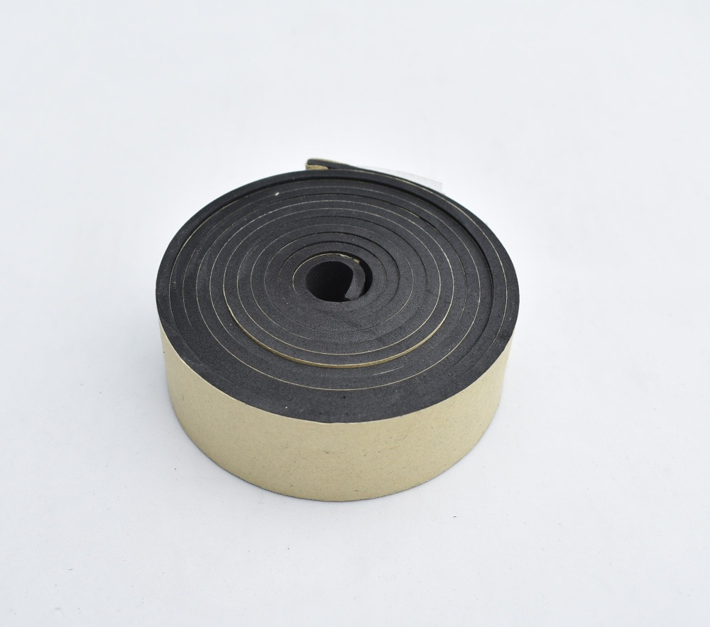 China schuimrubber tape 5mm water proof akoestische plakband antistatische foam tape