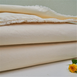Unbleached cotton fabric for bedding cloth supplier from china JC60*40 173*120 300CM