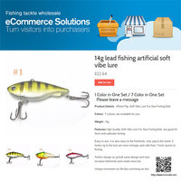 ecommerce keywords building wooden fishing lures online web site
