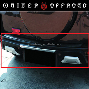 New Arrival SUV Bumper For RAV4 2012 Rear Bumper Guard Auto Parts