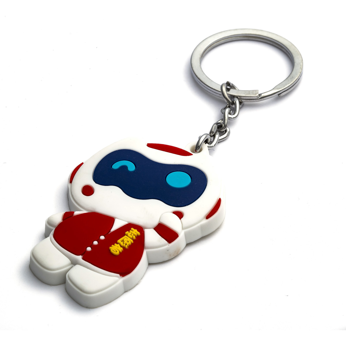 New products blank teddy bears wedding cartoon panda custom rubber 3d soft pvc keychain