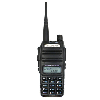 Baofeng UHF VHF 5W Handy Talkie UV 82 Walkie Talkie Dual Band uv82 Two Way Radio Baofeng UV-82