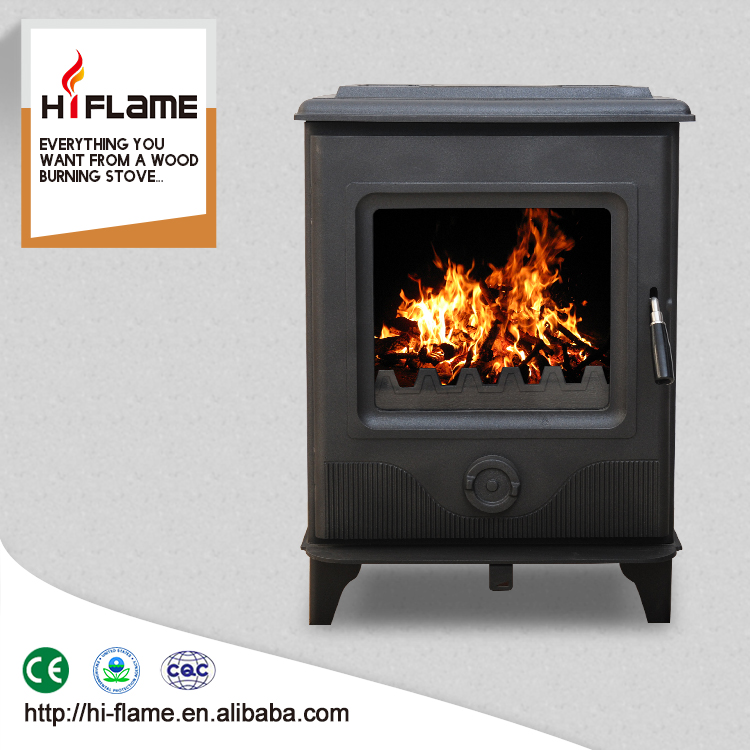 Steel Material Wood Stove Type Wood Burning Room Heater Fireplace