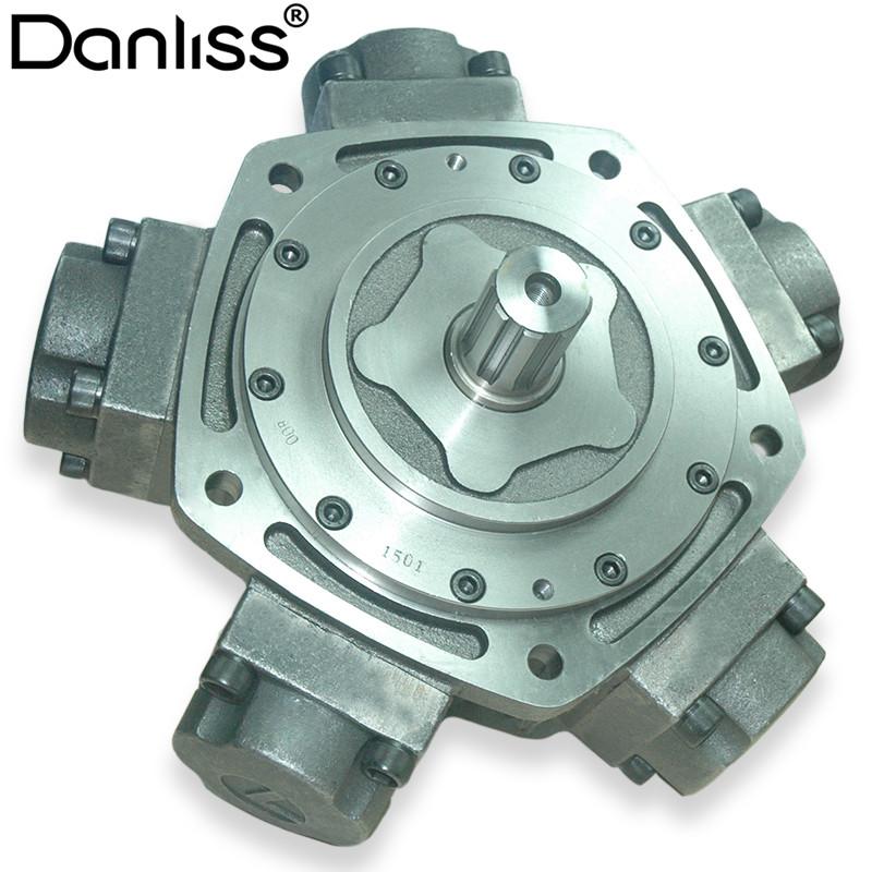 NHM 11-1200 low speed high torque radial piston hydraulic motor