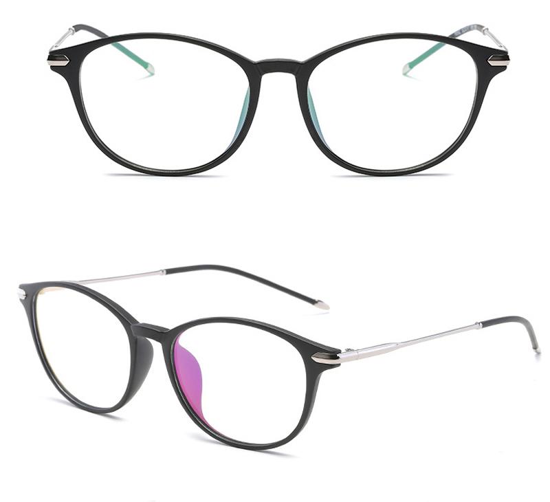 be698025f6 2017 GUVIVI new unisex optical frame clear glasses Prescription eyewear  Fashion eyeglasses Tr90 eyewear