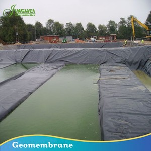 HDPE film for Artificial Pond Fish