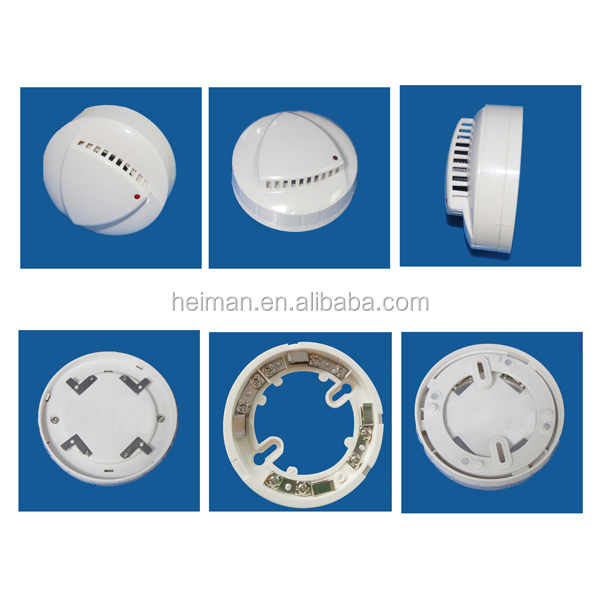 House Wiring Fire Alarm Systems En54 7 Approved Smoke Detectors View 48vdc Smoke Detector Heiman Product Details From Shenzhen Heiman Technology Co Ltd On Alibaba Com
