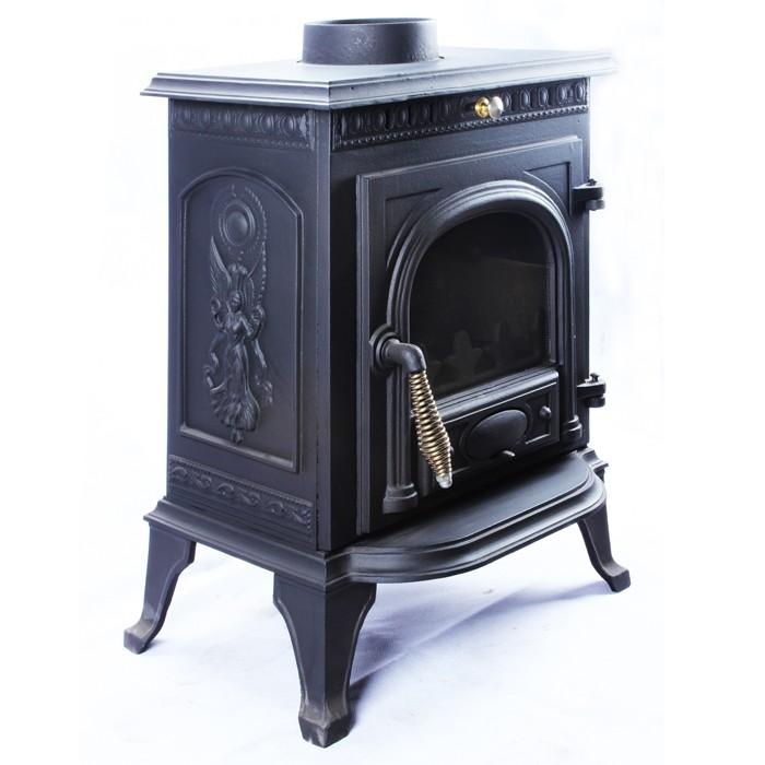 High Efficiency Cast Iron Wood Burning Stove Door Buy
