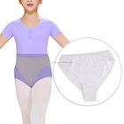 Women Girls Cotton Dance Ballet Underpants