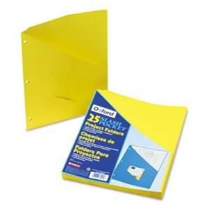 PFX32909 - Pendaflex Essentials Slash Pocket Project Folder