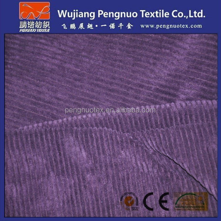 Wholesale Wide Wale Corduroy Fabric Corduroy Upholstery Fabric For