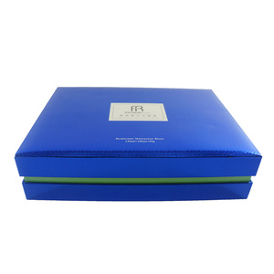 Custom Luxury Cosmetic Gift Paper Box Packaging