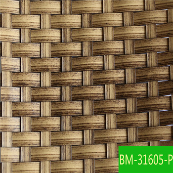 2016 Newest Unique Style All-weather Erosion-resisting Rattan Webbing BM-31605-P