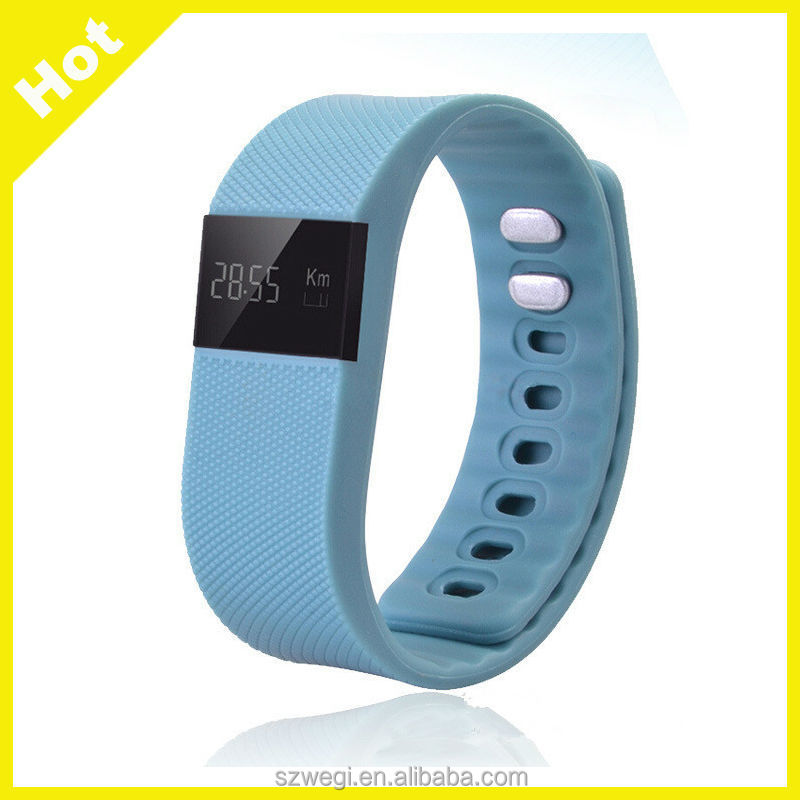 OLED Display Smart Watch Bluetooth Bracelet with Call Answer / Time / Music / Caller ID / Vibration / Ringtone / Anti-lost