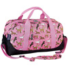 Pink Girls overnighter travel bags for women travel duffle bag