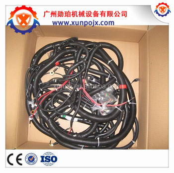 bosch wiring harness pc200 7 excavator cabin wiring 20y 06 31611 rh alibaba com Wire Harness Assembly Wire Harness Board