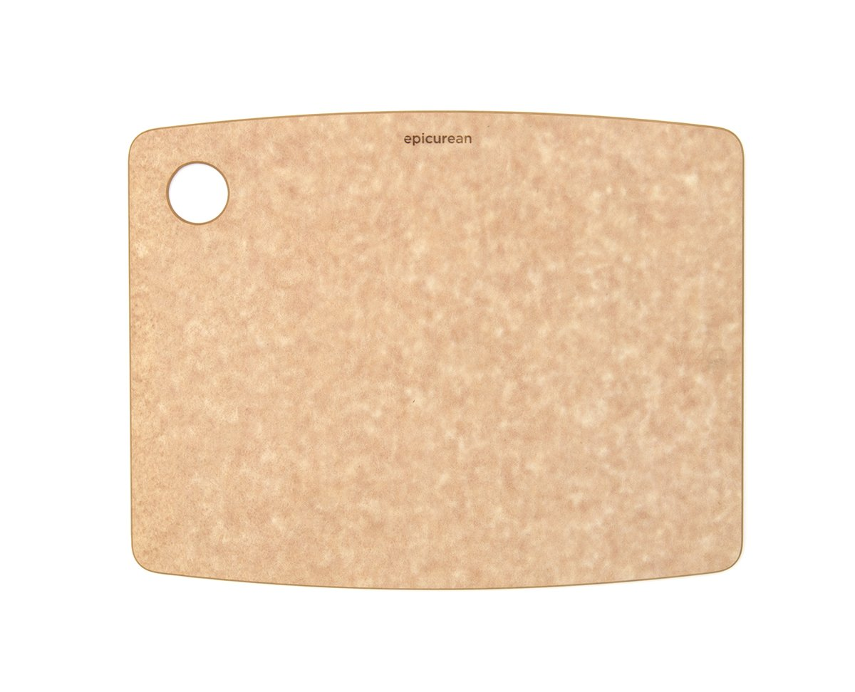 Epicurean Kitchen Series Cutting Board, 11.5-Inch by 9-Inch, Natural