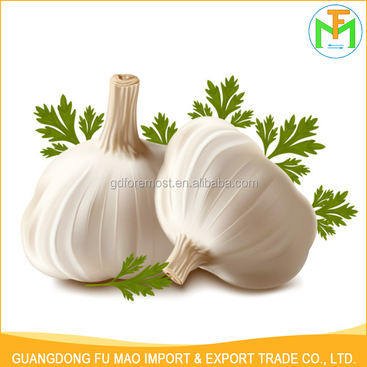 Good Quality Farmer Products Shandong 5.5Cm Organic Fresh Best Cheaper Price Garlic