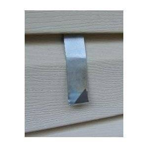d6e61ac65960a This Handmade Galvanized Siding House Hook Decor Hangers Are Designed to Be