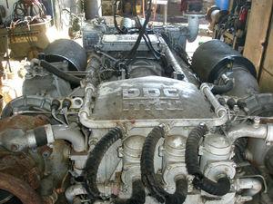 MTU M16V 2000