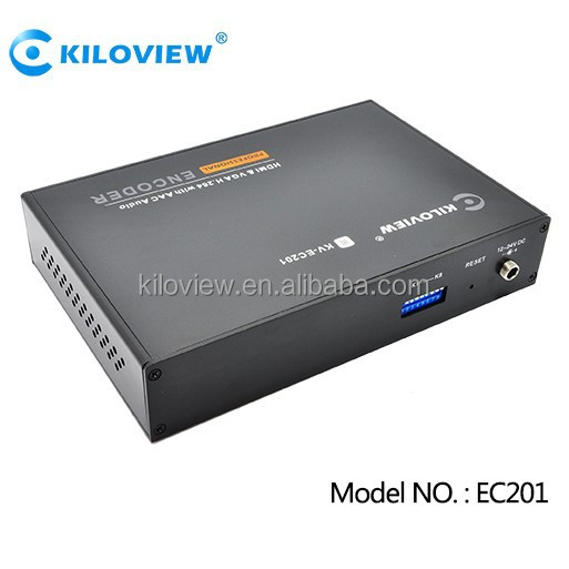 Video Streaming Encoder HDMI Encoder with Compact H.264
