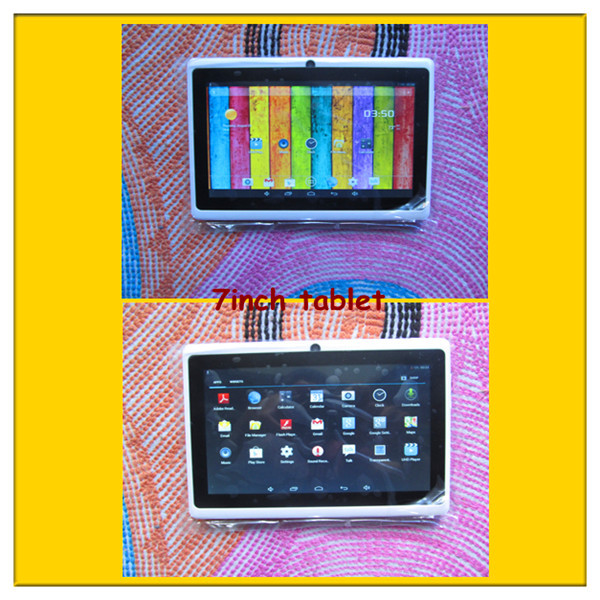 "tablet 7"" android 4.4.2 kit kat a23"