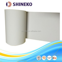 Self adhesive blank security label paper sticker