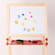 Children Drawing White Board Easel
