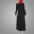 Cheap Hijab and Tracksuits Black Islamic Long Sports Robe For Girls