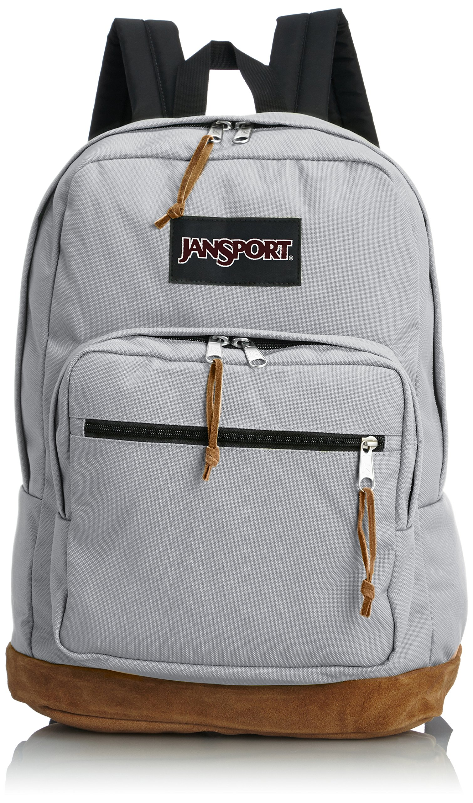5d067f380389 Get Quotations · Jansport Right Pack Grey Rabbit TYP79ZE