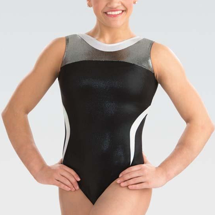 Kinderen dans mat tumbling gymnastiek leotards gymnastiek meisjes