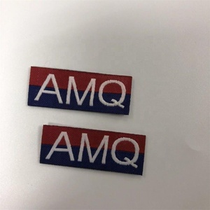 wholesale custom woven clothing labels