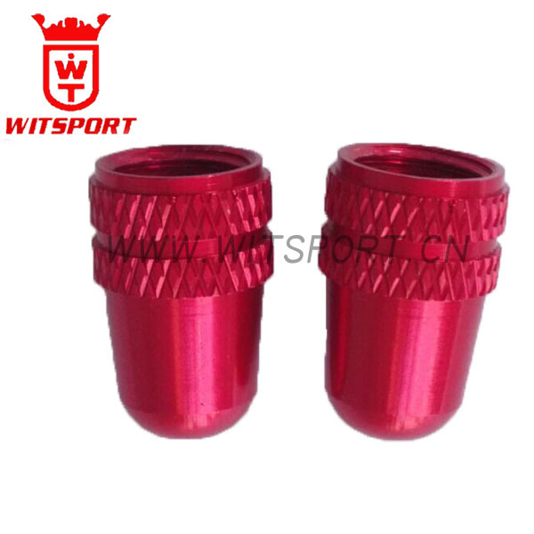 Shenzhen OEM/OEM supplier bicycle parts aluminum alloy 1.4g bike tire valve dust cap bicycle parts import from China