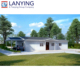 STD104 100m2 house plans prefab apartment home