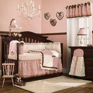 Get Quotations Cocalo Daniella 8 Piece Crib Bedding Set Pink By